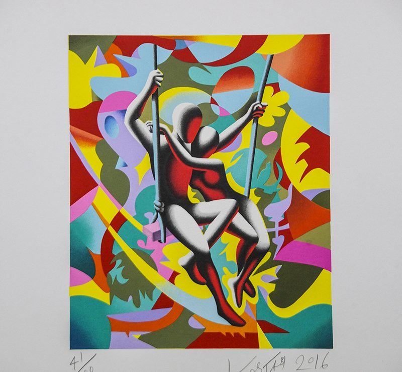 above and beyond - kostabi