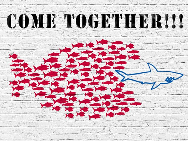 3MF3600 - Come Together-masterfunk-collective